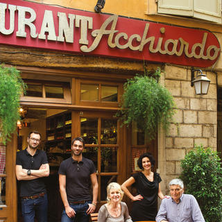 Chez Acchiardo: the authentic haunt and landmark of Niçois gourmets