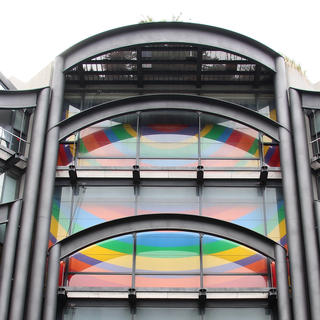 The MAMAC and the Villa Arson: two contemporary art centres