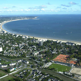 La Baule: a wild, yet civilised coastline