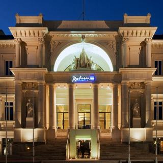 The Radisson Blu Hotel, Nantes