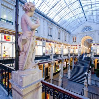 Passage Pommeraye: masterpiece of 19th-century architecture