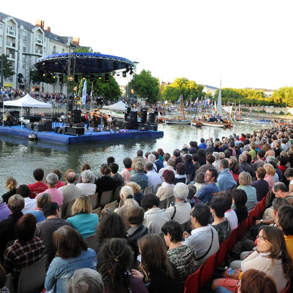 Come celebrate the 30th Rendez-vous de l'Erdre