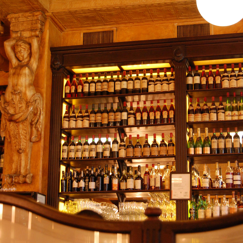 Balthazar: a Parisian brasserie in SoHo