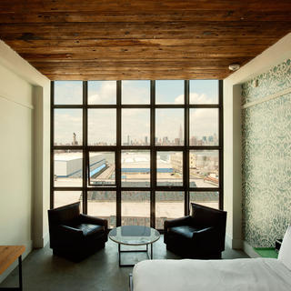 Una novedad para los hípsters: The Wythe Hotel en Brooklyn