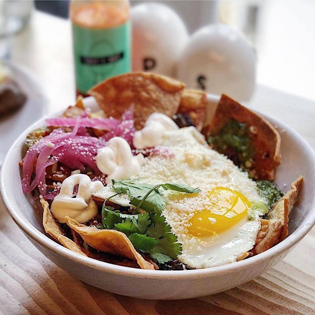 Egg Shop, an egg-cellent address
