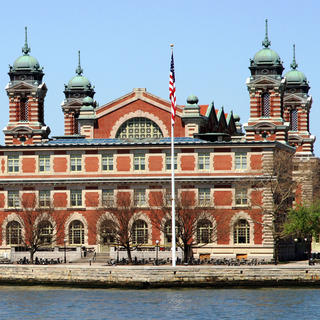 Ellis Island: where immigrants first set foot in America