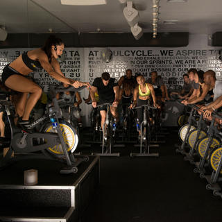 SoulCycle: Try the latest sporting craze