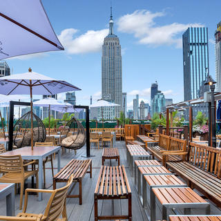 Le 230 Fifth : bienvenue sur les toits de New York