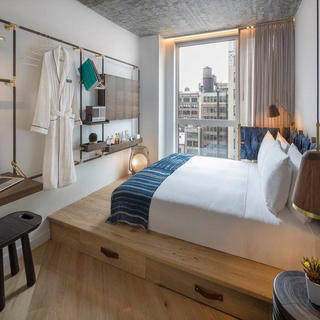 MADE Hotel recreates Brooklyn in Manhattan