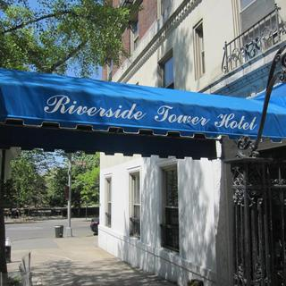 The Riverside Tower Hotel, la vie au grand air