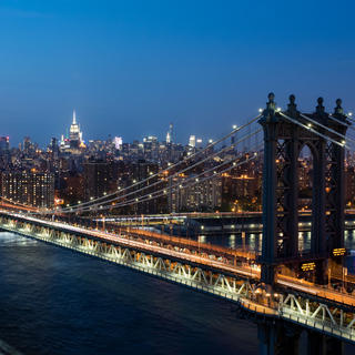 Traverser le pont de Brooklyn