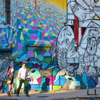 Williamsburg, renewed art of living