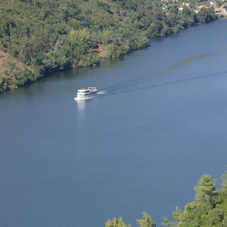 Cruise the Douro's blue waters