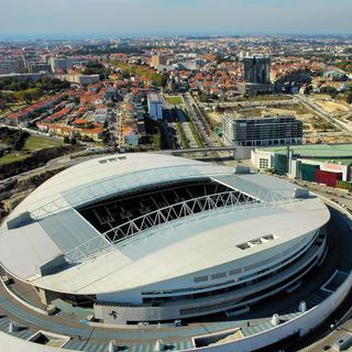 Estádio do Dragão, pour assister à un match de foot
