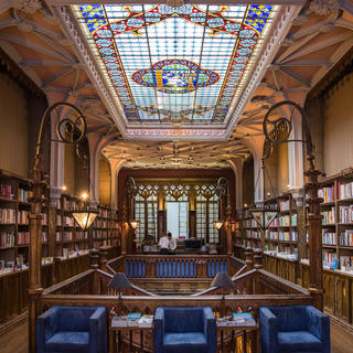Livraria Lello, a world of books