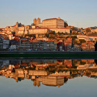 Porto, an anomaly of time and beauty
