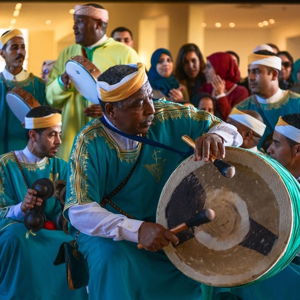Yennayer Festival for the Berber New Year