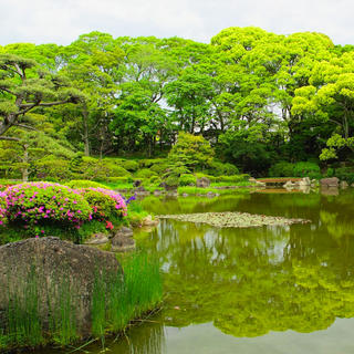 Discover the Chinese soul of the garden in Keitaku-in