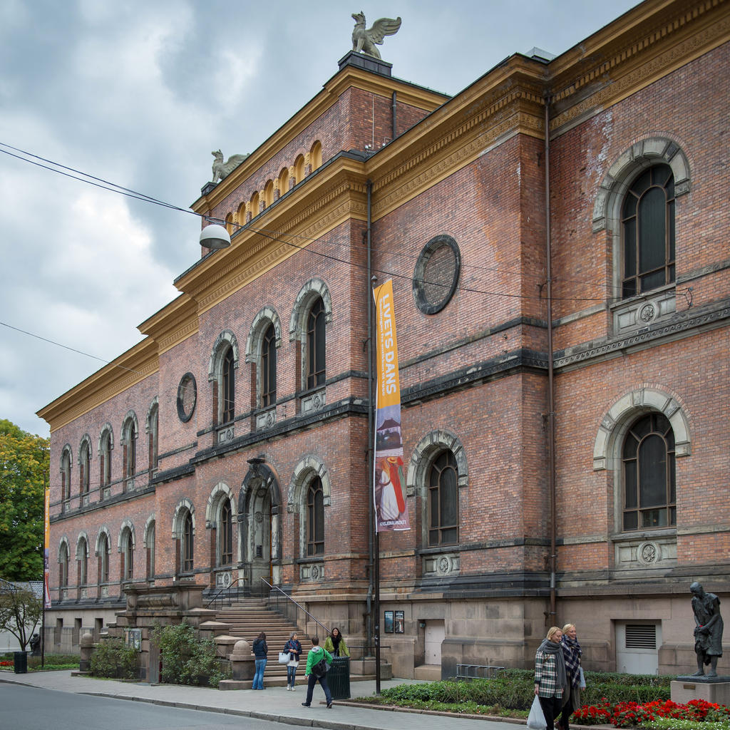 The National Gallery of Oslo: treasure trove of Norwegian art
