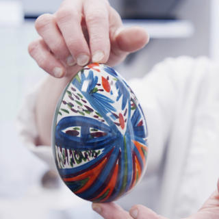In Paris, Easter eggs shine at Jacques Genin