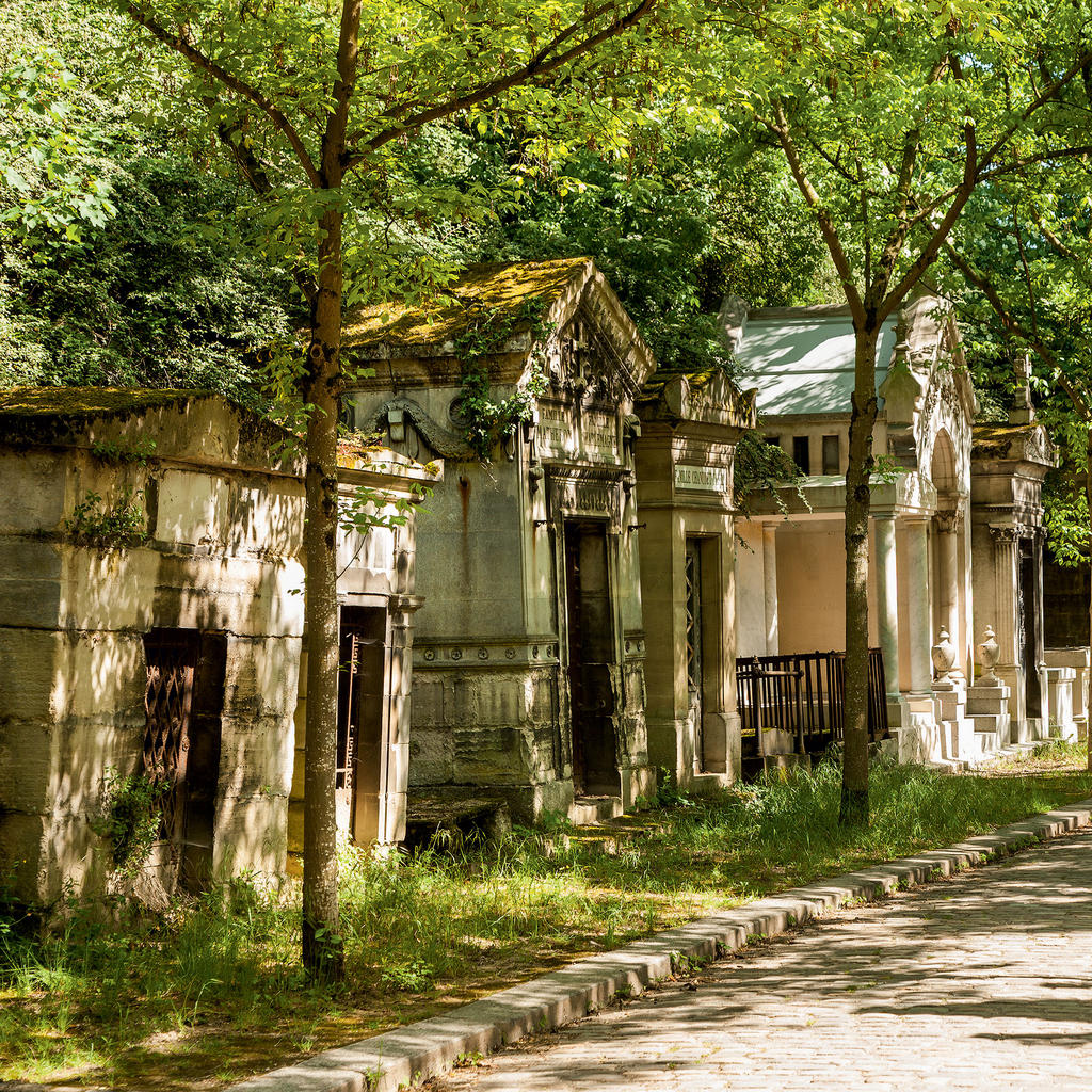 Cemetery of the Vanities