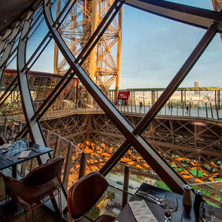 Brand-new culinary experience on the 1st floor of the Eiffel Tower