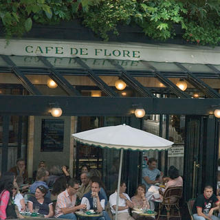 The eternal Café de Flore
