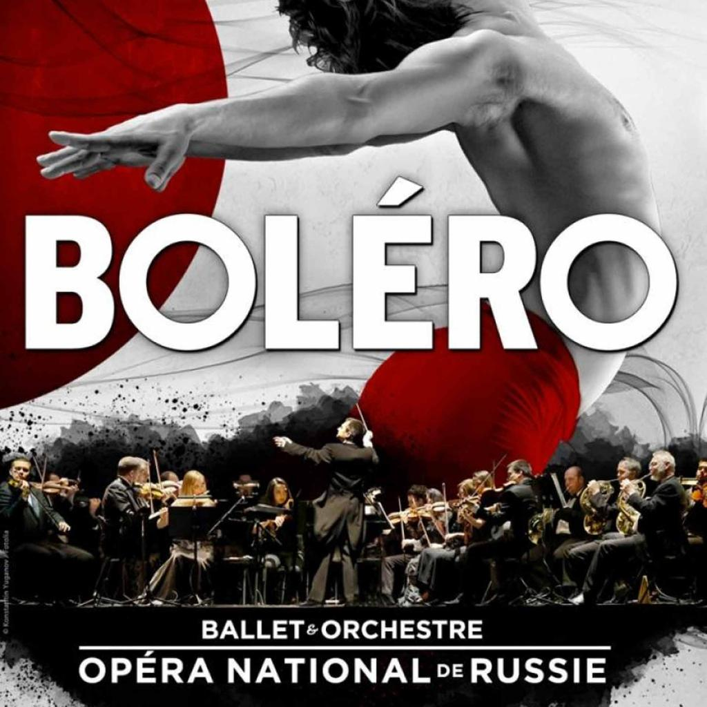 The National Opera of Russia pays tribute to Ravel's Bolero