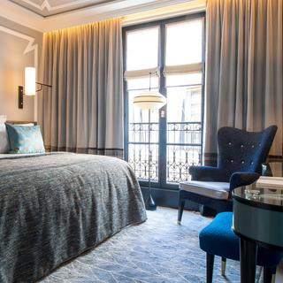 Le Nolinski, a very Parisian boutique hotel