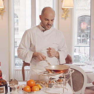 Recipe: Nicolas Le Tirrand's take on Crêpes Suzette