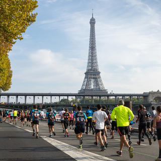 Explore Paris on these six must-run routes
