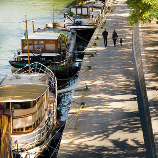 Sport on the Seine