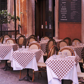 A slice of Italy in Paris