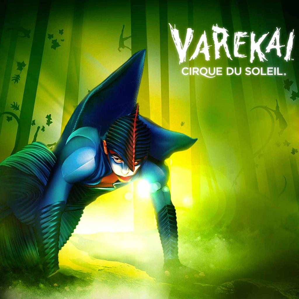 'Varekai'—the enchanting new world of Cirque du Soleil