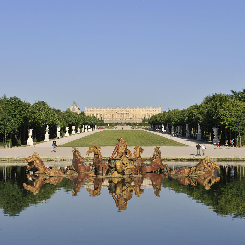 Versailles, or the music of the 17th century