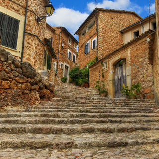 Fornalutx, one of Spain's most beautiful villages