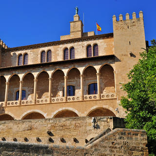 Royal Palace of Almudaina, Mallorca's Alcazar