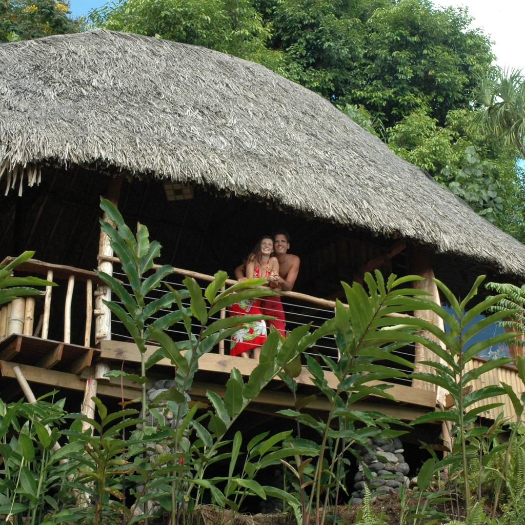 Vanira Lodge, a generous nature