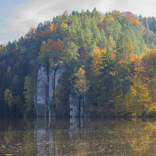 Experience the wonders of nature in the vicinity of Prague