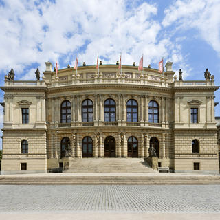 The 'New World Symphony' at the Rudolfinum