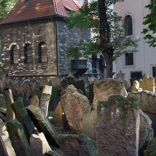 The Old Jewish Cemetery: a stunning necropolis