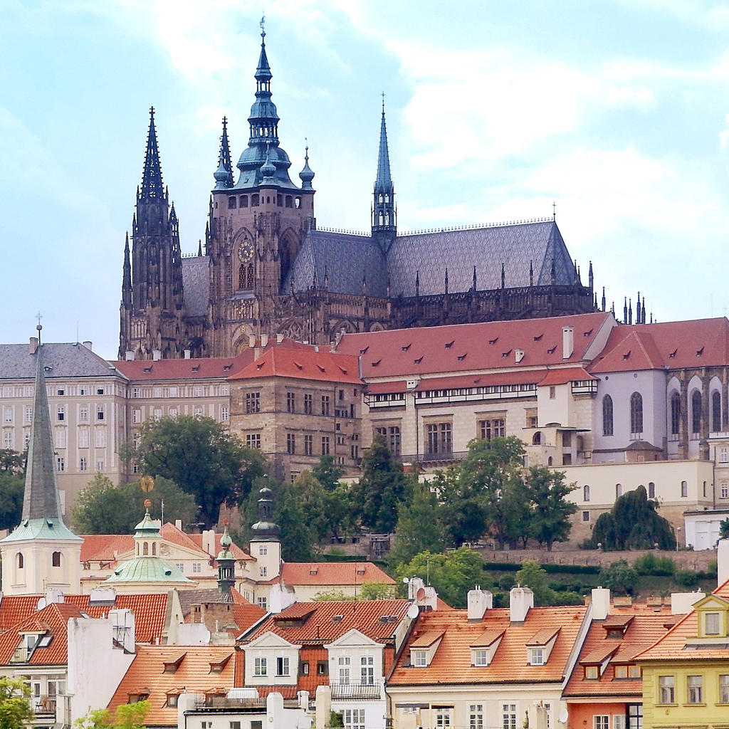 A thousand years of history at the Prague Castle
