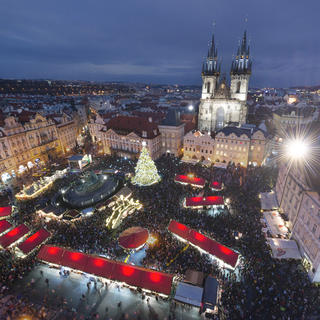 Old Town Square: the centre of Czech life