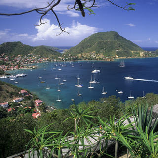Les Saintes: one of the most beautiful bays in the world