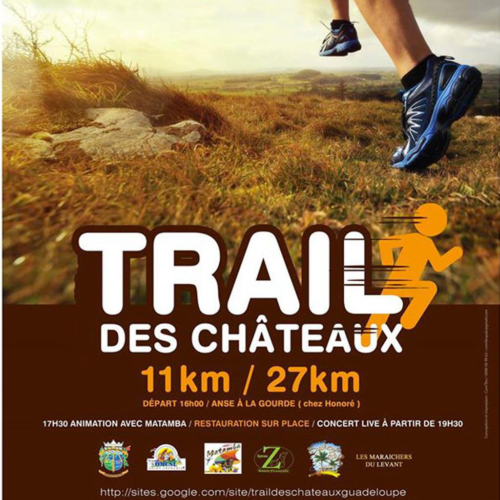 The Eighth Annual Chateaux Trail in Guadeloupe