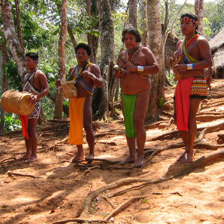 Immersion in the Embera ways