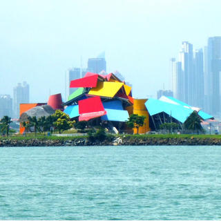 Frank Gehry's incredible Biomuseo