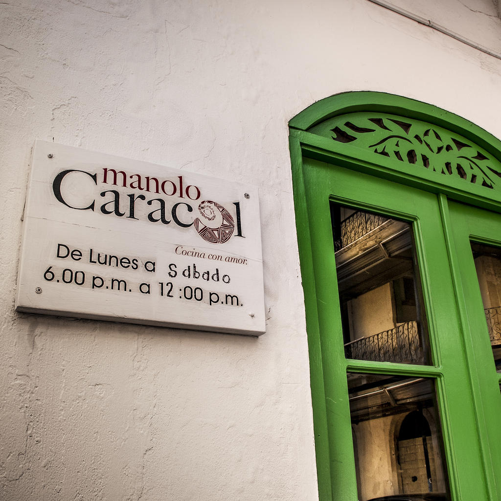 Manolo Caracol : the meeting place for gourmets