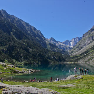 Gaube Lake: Sunday hike