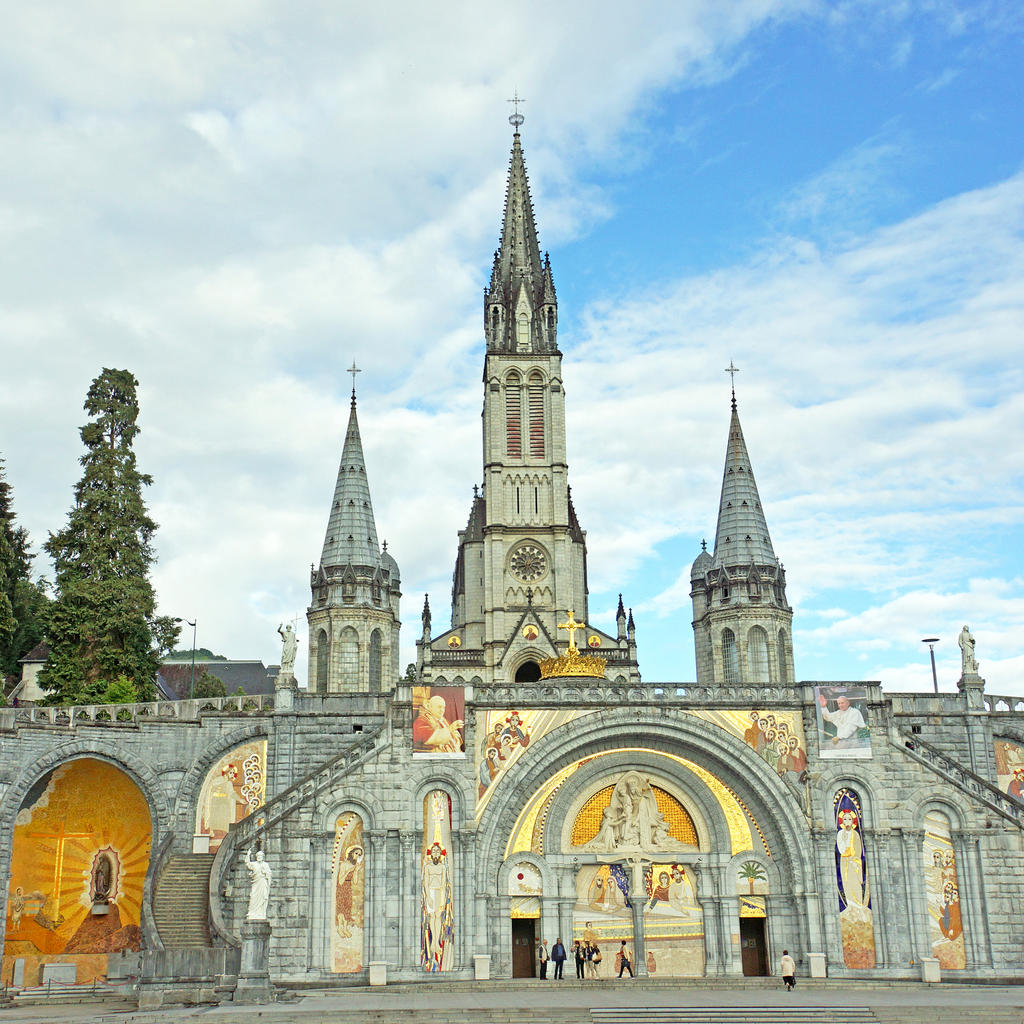 The Shrine of Our Lady of Lourdes: Europe's biggest pilgrimage